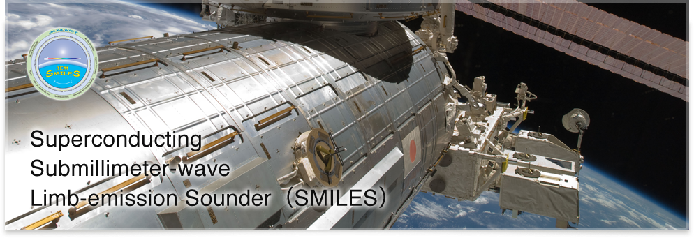 Superconducting Submillimeter-wave Limb-emission Sounder(SMILES)